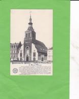 BASSE-WAVRE  -  Eglise Notre-Dame - Wavre