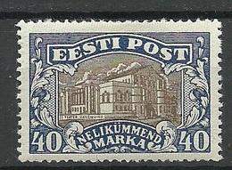 Estland Estonia Estonie 1927 Michel 62 * - Estonie