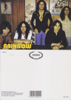 Rainbow Rock Band Original Postcard In Near Mint Condition, Made In England 004 - Cartes Postales