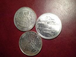 3 Coin 1000 Escudos    1994, 1996, 1998     Silver - Portugal