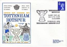 GREAT  BRITIAN  TOTTENHAM  HOTSPUR - Famous Clubs