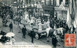 N°67387 -cpa Le Havre -cavalcade Historique Et Régionaliste- - Le Havre