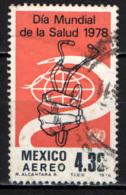 MESSICO - 1978 - GIORNATA MONDIALE DELLA SALUTE - USATO - Messico