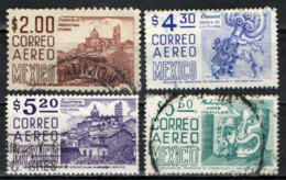MESSICO - 1975 - IMMAGINI DEL MESSICO - USATI - Messico