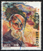 MESSICO - 1975 - DOTTOR ATL - USATO - Messico