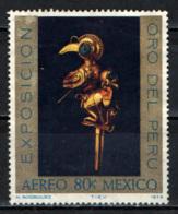MESSICO - 1974 - TESORI DEL PERU' - USATO - Messico