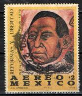 MESSICO - 1972 - BENITO JUAREZ - LEADER RIVOLUZIONARIO E PRESIDENTE DEL MESSICO - USATO - Messico