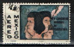 MESSICO - 1971 - CONGRESSO DI PSICHIATRIA - USATO - Messico