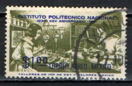 MESSICO - 1962 - ISTITUTO POLITECNICO NAZIONALE - USATO - Messico