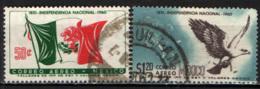 MESSICO - 1960 - 150° ANNIVERSARIO DELL'INDIPENDENZA - USATI - Messico