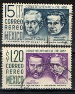 MESSICO - 1956 - PESRONALITA' DEL MESSICO - USATI - Messico
