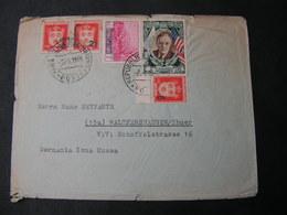 Mobaco Cv. 1949 - Briefe U. Dokumente