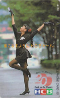Télécarte Japon / 110-35233 - FEMME ** Pub HCB ** - Woman Girl Japan Phonecard - FRAU Telefonkarte - 3710 - Personnages