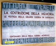 ITALIA, 2018, FOLDER DEL CENTENARIO DELLA VITTORIA - 6. 1946-.. Republik