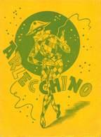 "07598 ""CARTA ASSORBENTE ARLECCHINO"" ORIG. - Petit Format : 1941-60"