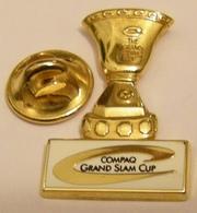 TENNIS COMPAQ GRAND SLAM CUP GRAND CHELEM ARTHUS BERTRAND Pin Pin's Pin - Arthus Bertrand