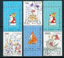 VATIKAN Mi.Nr. 934-936 900. Jahrestag Der Überführung Der Reliquien Des Hl. Nikolaus - Siehe Scan - Used - Used Stamps