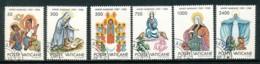 VATIKAN Mi.Nr. 940-945 Marianisches Jahr - Siehe Scan - Used - Vatican