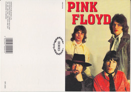 Pink Floyd Rock Band Original Postcard In Near Mint Condition. 001 - Postcards