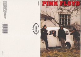 Pink Floyd Rock Band Original Postcard In Near Mint Condition. 002 - Cartes Postales
