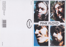 Pink Floyd Rock Band Original Postcard In Near Mint Condition. 003 - Postcards