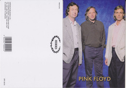 Pink Floyd Rock Band Original Postcard In Near Mint Condition. 004 - Cartes Postales