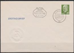 DDR FDC 1964 Nr.1080 Walter Ulbricht ( D 6450 )günstige Versandkosten - FDC: Briefe