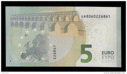 FRANCE U004 J1 - DRAGHI - UA8060...... - UNC - FDS - NEUF - EURO