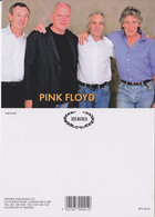 Pink Floyd Rock Band Original Postcard In Near Mint Condition. 005 - Postcards