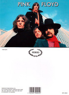 Pink Floyd Rock Band Original Postcard In Near Mint Condition. 006 - Postcards
