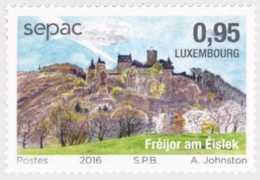 2016 Luxembourg -SEPAC  Seasons  / Jahreszeiten  - MNH** Mi 2098 (oa) - Gemeinschaftsausgaben