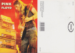 Pink Floyd Rock Band Original Postcard In Near Mint Condition. 007 - Postcards