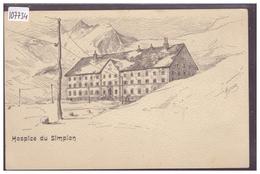 HOSPICE DU SIMPLON - PAR MELTZER - TB - VS Wallis