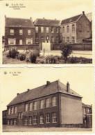Tielt Klooster En School  2 CARTES - Tielt