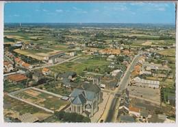 SAINTE LUCE (44) : L'EGLISE - LA ROUTE DE NANTES - CPSM GRAND FORMAT - ECRITE EN 1967 - 2 SCANS - - France