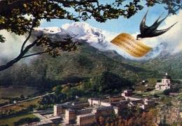 Santuario D'oropa - Veduta Generale - 26 - Formato Grande Viaggiata – E 9 - Vercelli