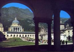Santuario Madonna D'oropa - 98-061 - Formato Grande Viaggiata – E 9 - Vercelli