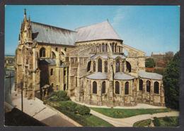 90931/ EGLISES, France, Basilique Saint-Remi De Reims, L'abside - Kerken En Kathedralen