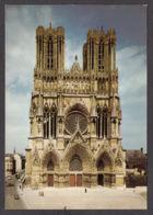 90935/ EGLISES, France, Cathédrale Notre-Dame De Reims, Façade Ouest - Kerken En Kathedralen