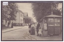 ESTAVAYER LE LAC - PLACE DU MIDI - LE KIOSQUE - TB - FR Fribourg