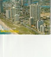 Surfers Paradise, Queensland, Australia,  Australia Water Marks - Gold Coast