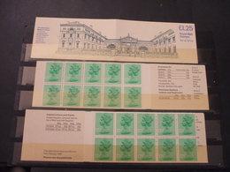GRAN BRETAGNA - 2 LIBRETTI THE ASHMOLEAN MUSEUM LGS. 1,25  - D. E S. -.NUOVI(++) - Libretti