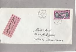 LSC 1979 - Cachet CHARENTON LE PONT (Val De Marne) Sur YT PA47 & Vignette Distribution Par Porteur Spécial - Marcophilie (Lettres)