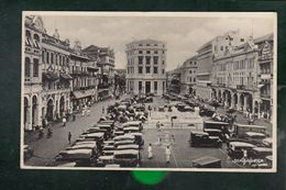 St_Lrt - CP - Asie - Singapore - Voitures Anciennes - Singapour