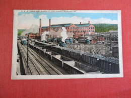 P.R.R. Yards & Shops At 117 Th Street Altoona  Pennsylvania > Ref 3090 - Other