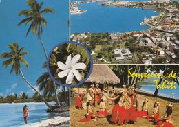 8027.   Tahiti - Ville De Papeete - 1978 - Tahiti