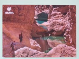 Oman Unused Postcard Wadi Bani Khalid Canyon - Oman