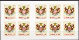 Monaco Carnet N° 16** Timbre N° 2676** - Carnets