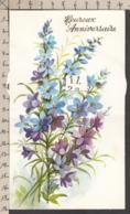 96313GF/ ANNIVERSAIRE, Carte Pop-up, Fleurs - Compleanni