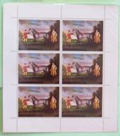 Horse Painting St. Kilda Scotland - Non Classificati